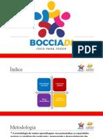 Projeto Nacional de Boccia DI - Sessão 2