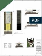Projeto rev 01 - Folha - A101 - Plantas e elevações
