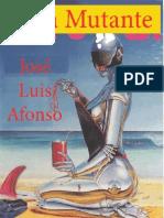 (La Mutante 1) La Mutante (v.2) - Jose Luis Afonso Novela Erótica Ciencia-Ficción