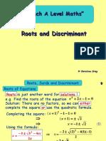Discriminant of Quadratic Equation-Q1W3.ppt
