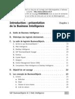 Introduction - présentation de la Business Intelligence 871884