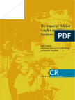 CCIC Report-The Impact of Political Conflict on Children