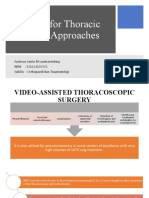 1.3 Options for Thoracic Surgical Approaches.pptx