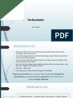 3.4 Mediastinitis.pptx
