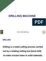 Mes Drill,Mill,Shaper,Grinding Class