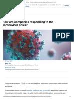 COVID-19_ How companies are responding _ World Economic Forum.pdf