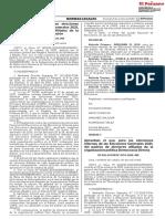 Resolución No. 0390-2020-JNE