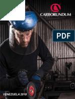 CATÁLOGO CARBORUNDUM 2019-VZLA