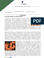 Ficha Informativa - O Turismo e os Transportes