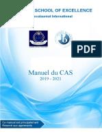 CAS handbook ASE 2019