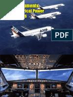 AIRBUS A320 - ATA 31  ATA 24  ATA 33