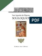 San Agustin - Soliloquios