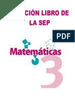 SOLUCION_LIBRO_SEP_ 3°