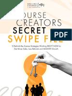 Online-Course-Creators-Swipe-File