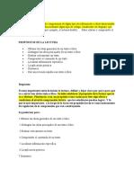 Propósito de la lectura castellano.docx