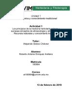 RAEnriquez_Conceptos de etnoecología y etnobotánica; recursos naturales y conocimiento tradicional