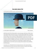 Dualidades de la Inteligencia Artificial, The sunny and the dark side of AI - Two-faced