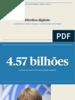 Direitos digitais - Desafios aos Direitos Humanos
