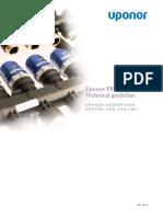 Uponor Technical information Vario Plus EN 1062240 201303
