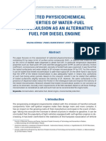 Selected physicochemical properties of water-fuel microemulsion as an alternative fuel for diesel engine.pdf