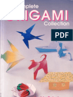 The complete origami collection-Toshie Takahama