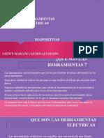 HERRAMIENTAS ELECTRICAS 2