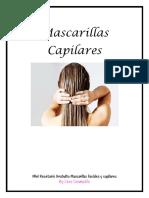Mascarillas Faciales y Capilares