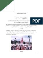 Plan de desarrollo 2008-2011 Urrao Antioquia