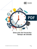 Tiempo de Estudio ASUC00225_DIRECCIÓN DE PROYECTOS_015