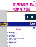 Expert lecture on wireless communication & CDMA Technology By Mr. Mayank Mittal GM TTS
