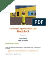 Programma Laboratorio 3
