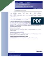 2005 Ferronorte - 1ª Emissão