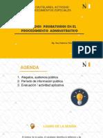 SEMANA 5.1 LOS MEDIOS PROBATORIOS EN EL PROC ADM.pdf