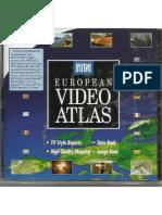 Attica ITN interactive European atlas