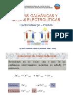 CELDAS GALVANICAS Y ELECTROLITICAS  - PRACTICA 4.pptx