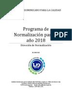 Programa-Nacional-de-Normalización-Año-2018
