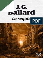 3. La sequia - J. G. Ballard
