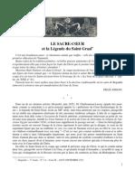 Guénon LeSacréCoeur_fr et le St Graal