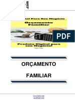 Orcamento Familiar