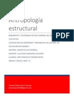 antropologia estructural