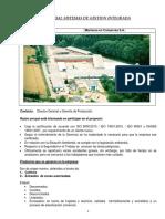 Manual SIG conservera