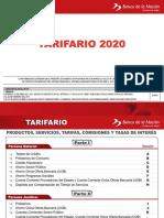 03 TARIFARIO 2020 BN Tasas-operaciones-Internet