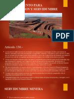PROCEDIMIENTO PARA EXPROPIACION Y SERVIDUMBRE (1)