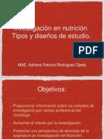 Investigacion en nutricion