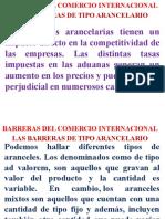 2. Barreras de Comercio Internacinal1