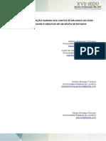 Artigo. CULTURA E FORMAÇÃO HUMANA NOS CONTOS DE MACHADO DE ASSIS - POSSIBILIDADES E DESAFIOS DE UM GRUPO DE ESTUDOS