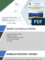 5.-Normas  de Peritaje-  Profesiòn-Poder judicial