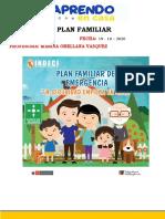 Plan Familiar de Emergencia Sulla