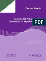04 Ajustes de Programa de Jovenes y su implementacio n