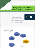 doktrin pengasingan kuasa di negara Asean